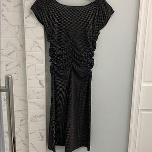 Express Dresses - Express size 2 polka dot dress